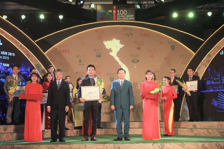 herbalife vietnam in top 100 sustainable businesses for third year