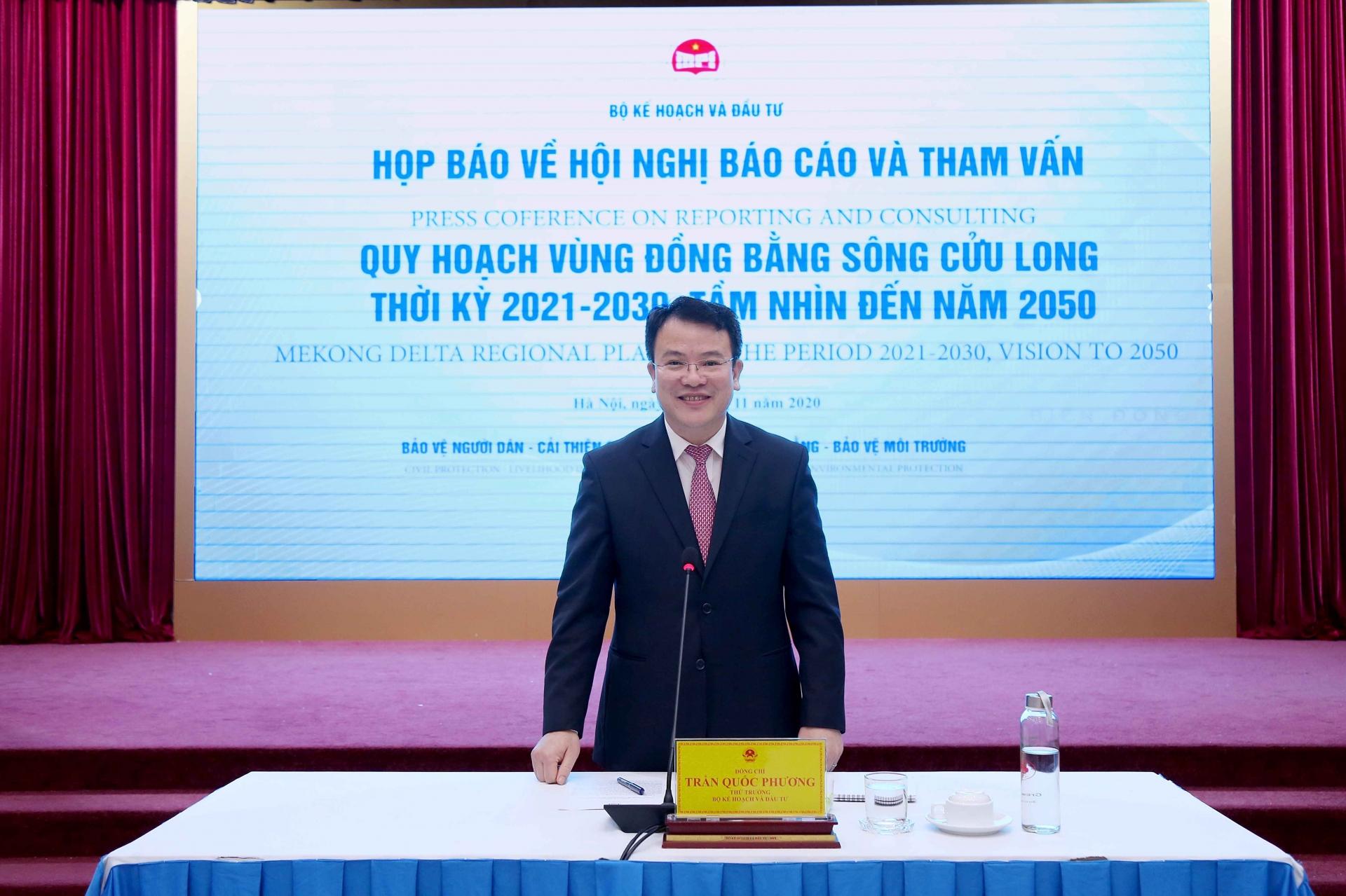 building mekong delta regional plan in 2021 2030 vision to 2050