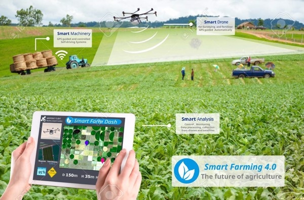 VBF 2018: Investment opportunities in smart agriculture