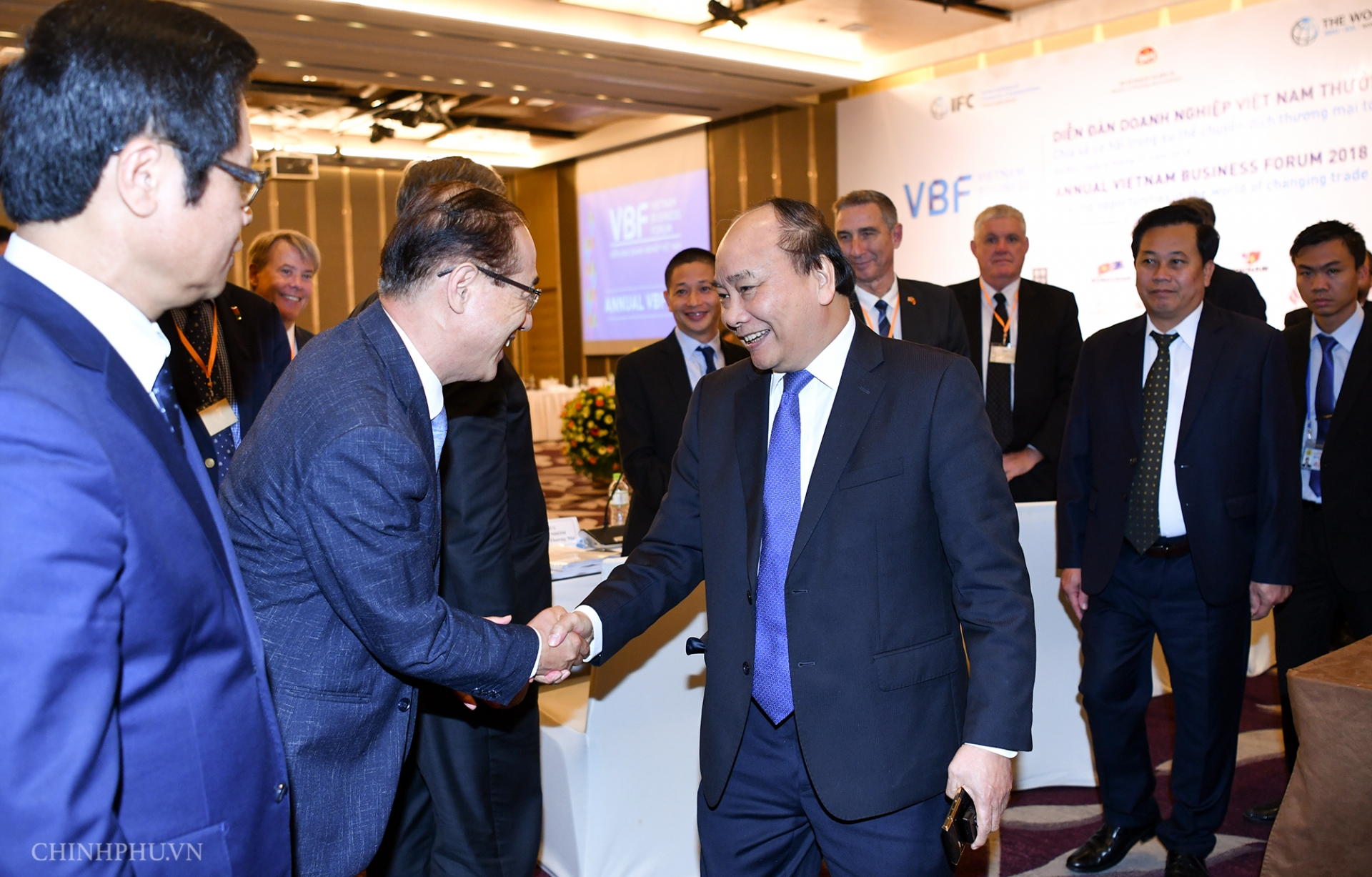 VBF 2018: Sharing opportunities in the world of changing trade