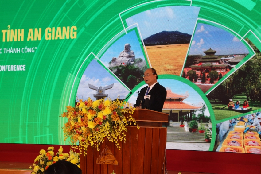prime minister calls for more investors to an giang