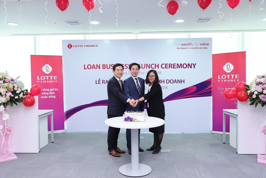 lotte finance officially launches consumer loan services in vietnam