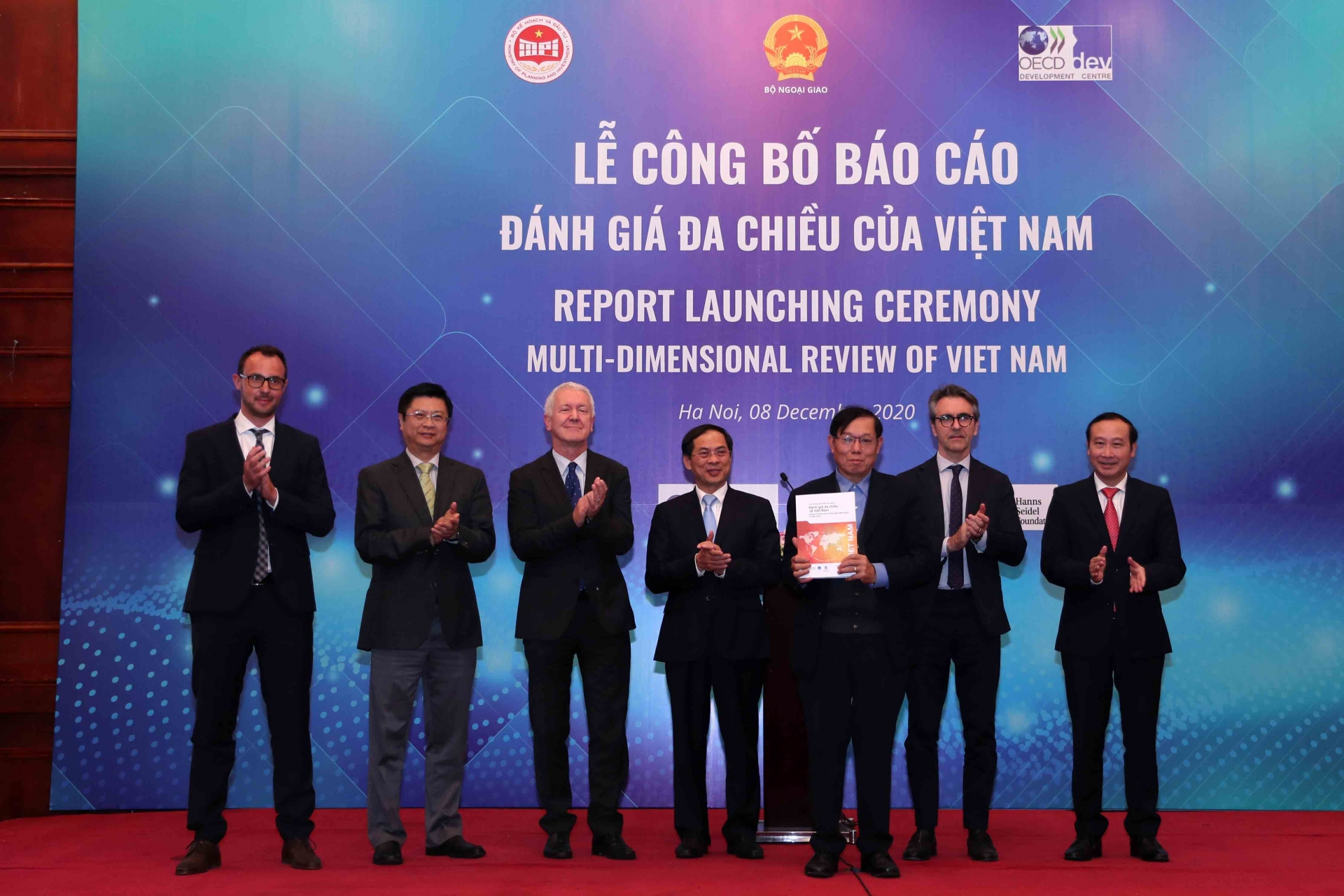 Multi-Dimensional Review of Vietnam launched