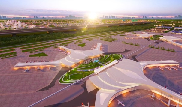 Second international airport for Hanoi added to planning