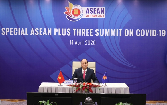 ASEAN Plus Three pass Joint Statement on COVID-19