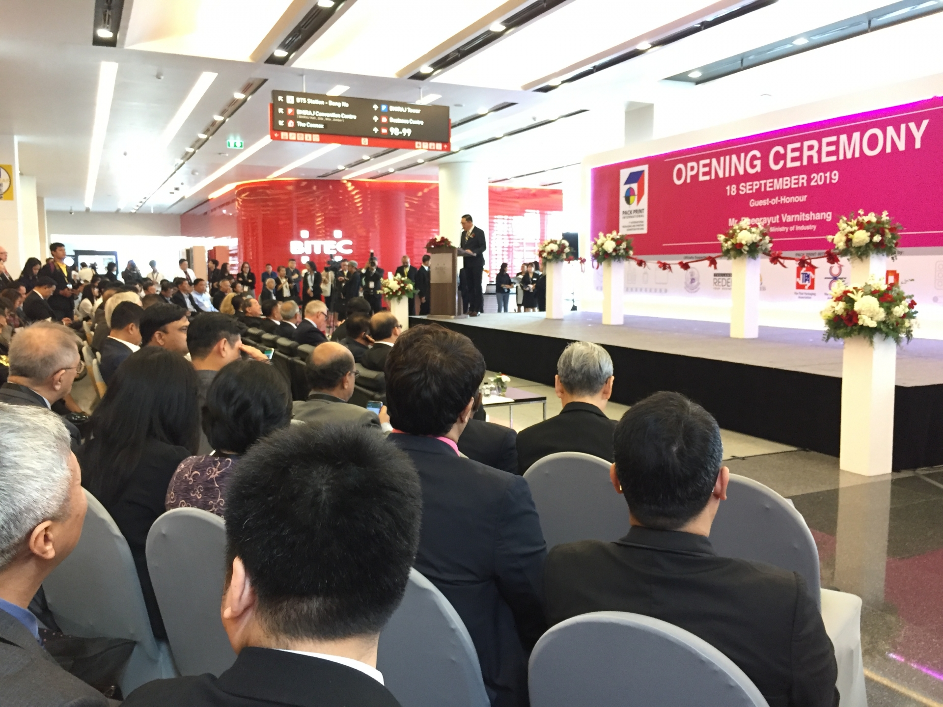 Asia's largest exhibitions on plastic, packaging and printing underway