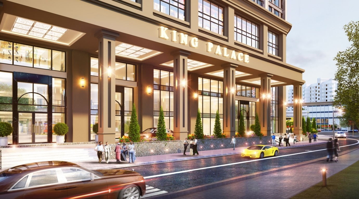 King Palace offers attractive sales policy in first quarter