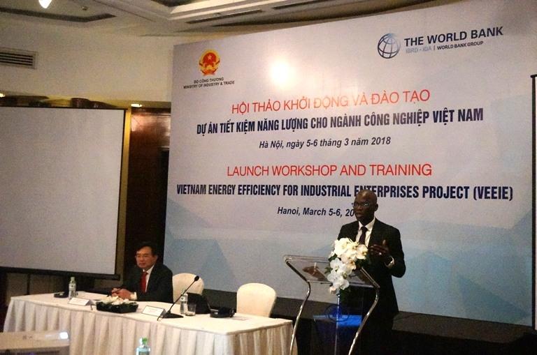 $102-million project to help Vietnam improve energy efficiency