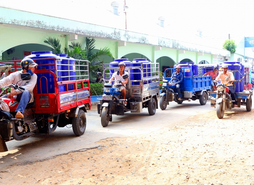 insee supports mekong delta people in fight against salinity and drought