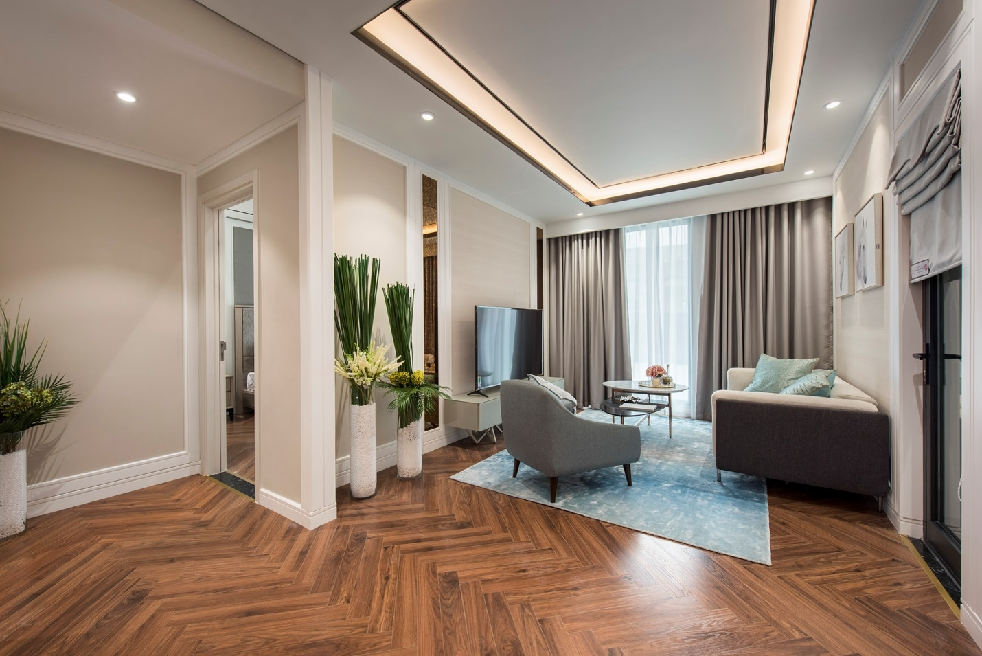 Apartment feng shui for owners of the West Quartet