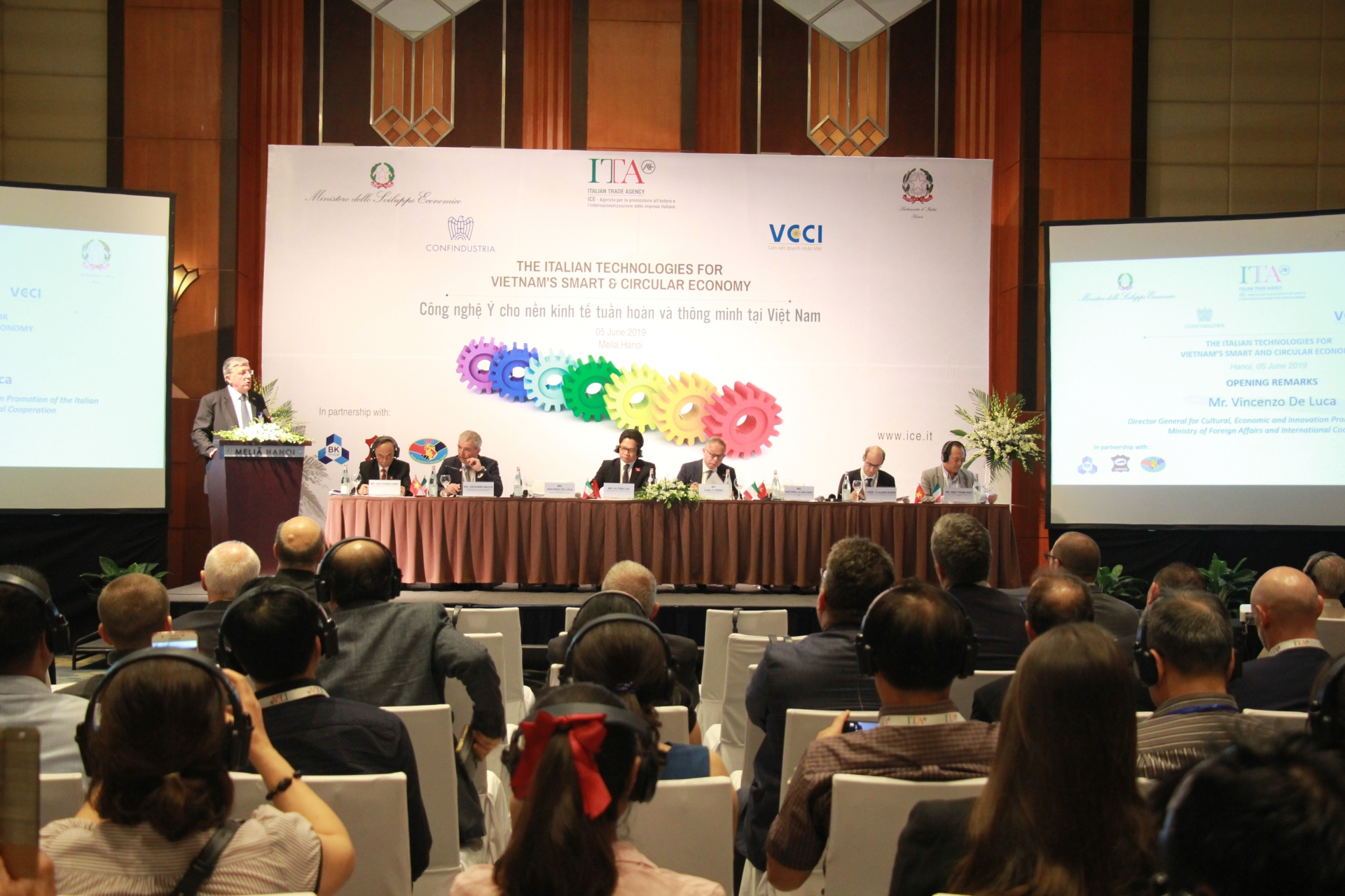 Vietnam a rising destination for Italian companies in Industry 4.0