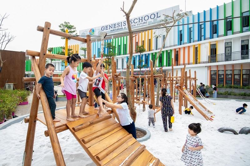 Green school is the way to sustainable development in Vietnam
