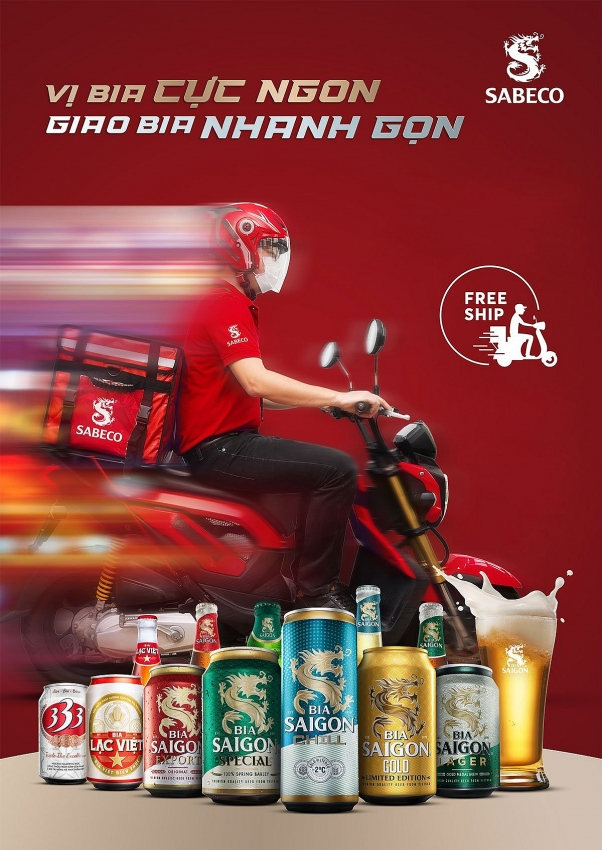 SABECO launches new VND5 billion ($217,400) promotion for Bia Saigon Special