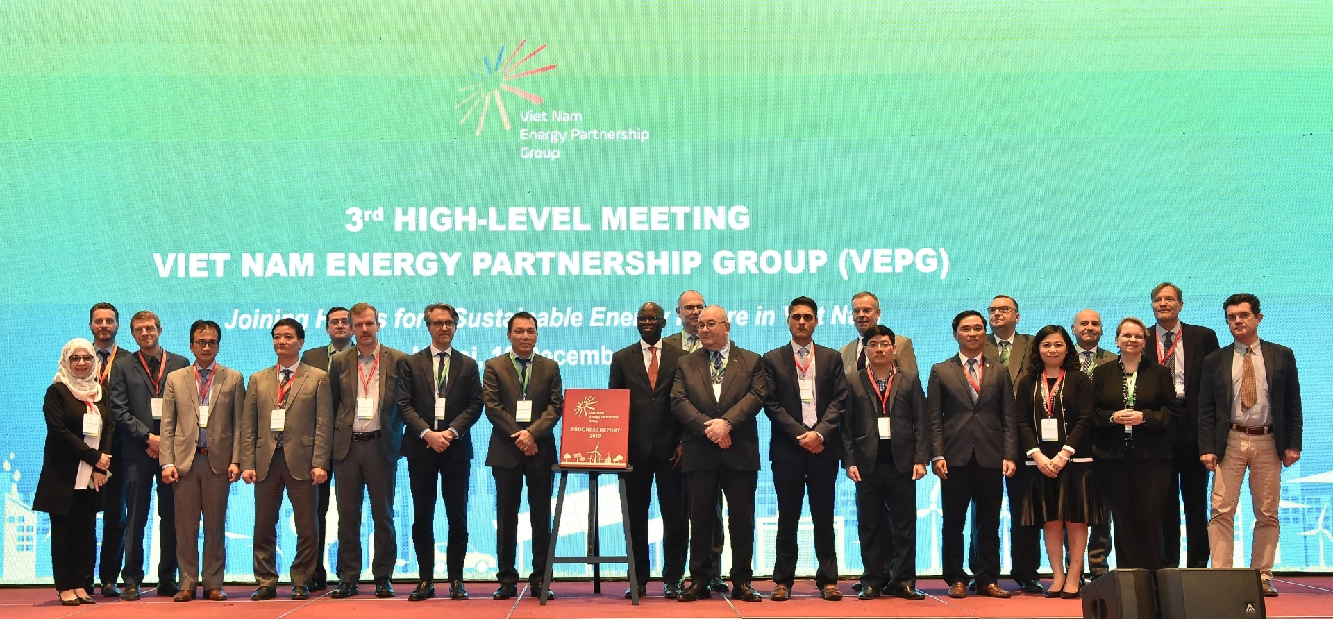 VEPG addresses key policy development processes for energy sector