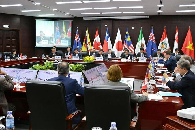 CPTPP to be signed in March