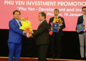 phu yen province receives wind power mega project