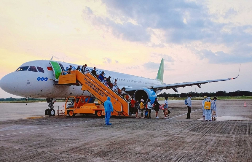 """Bamboo Airways, a rare """"upstream"""" wings against the pandemic"""