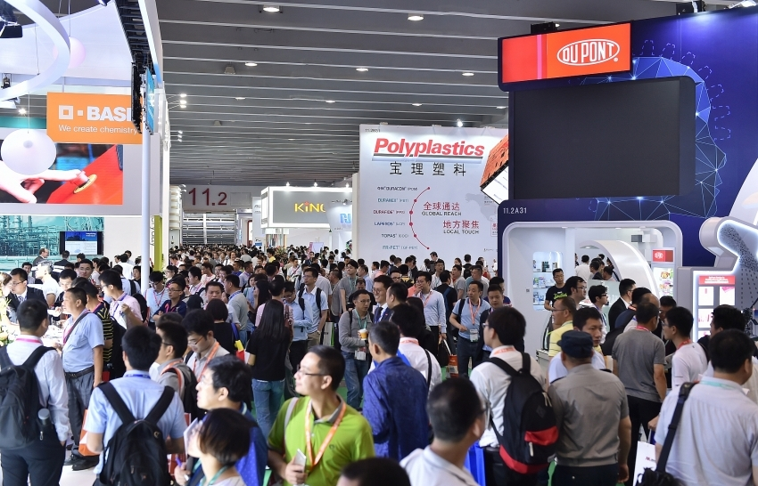 Chinaplas 2018: must-see exhibition for plastics and rubber providers