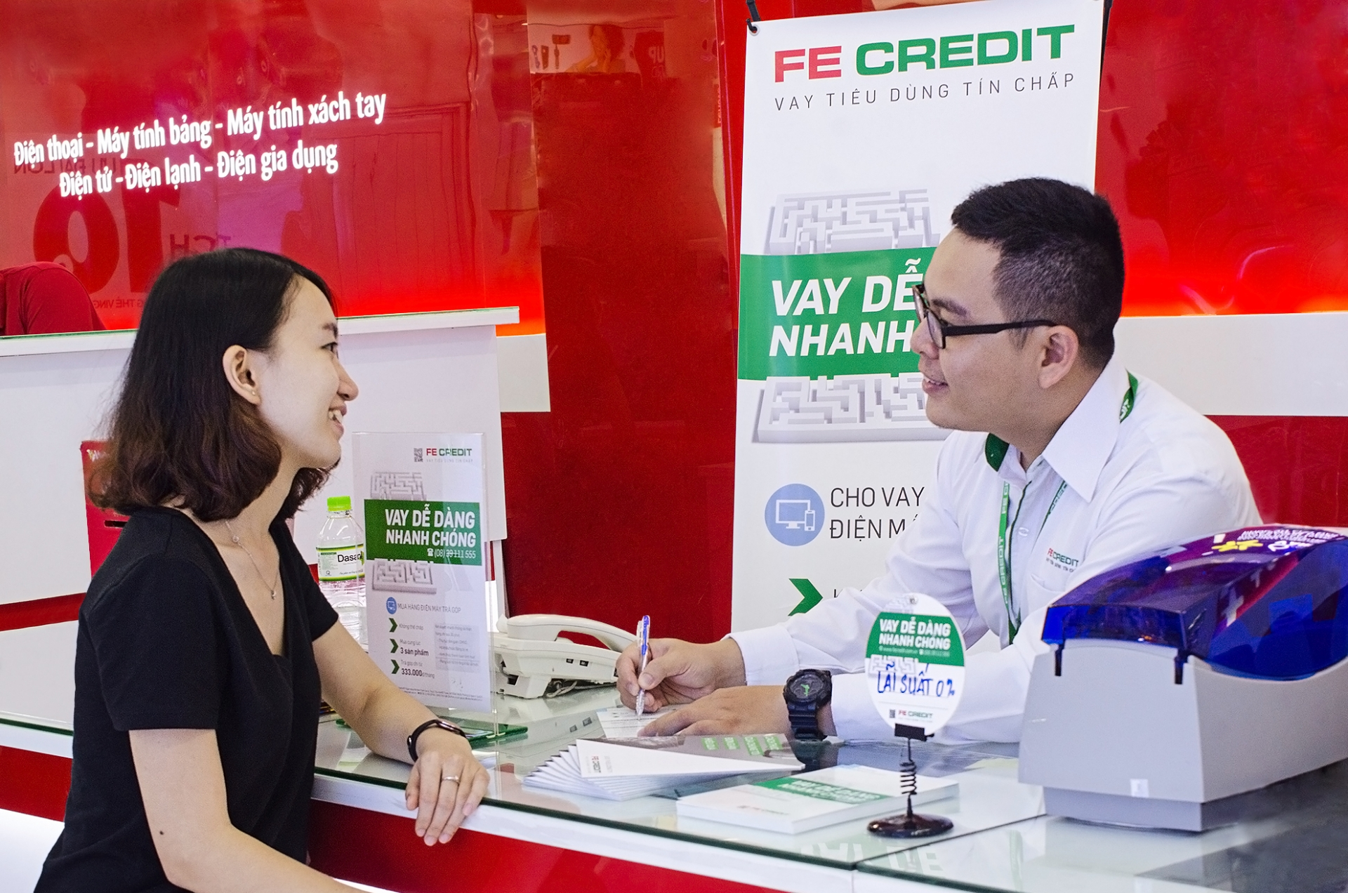 Customer experience is new frontier for consumer finance