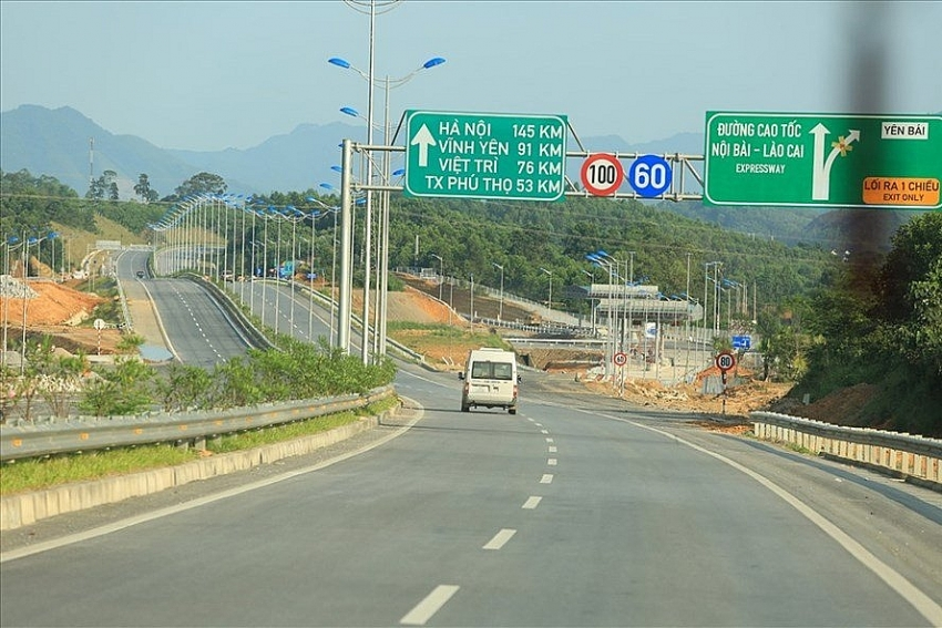 investment proposal for route linking ha giang with noi bai lao cai highway