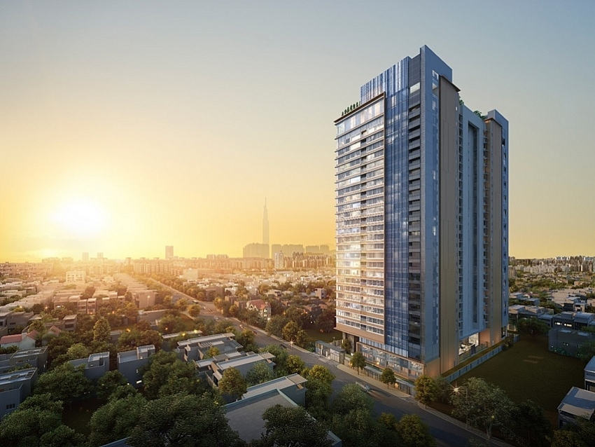 hongkong land appoints coteccons as the main contractor for the marq