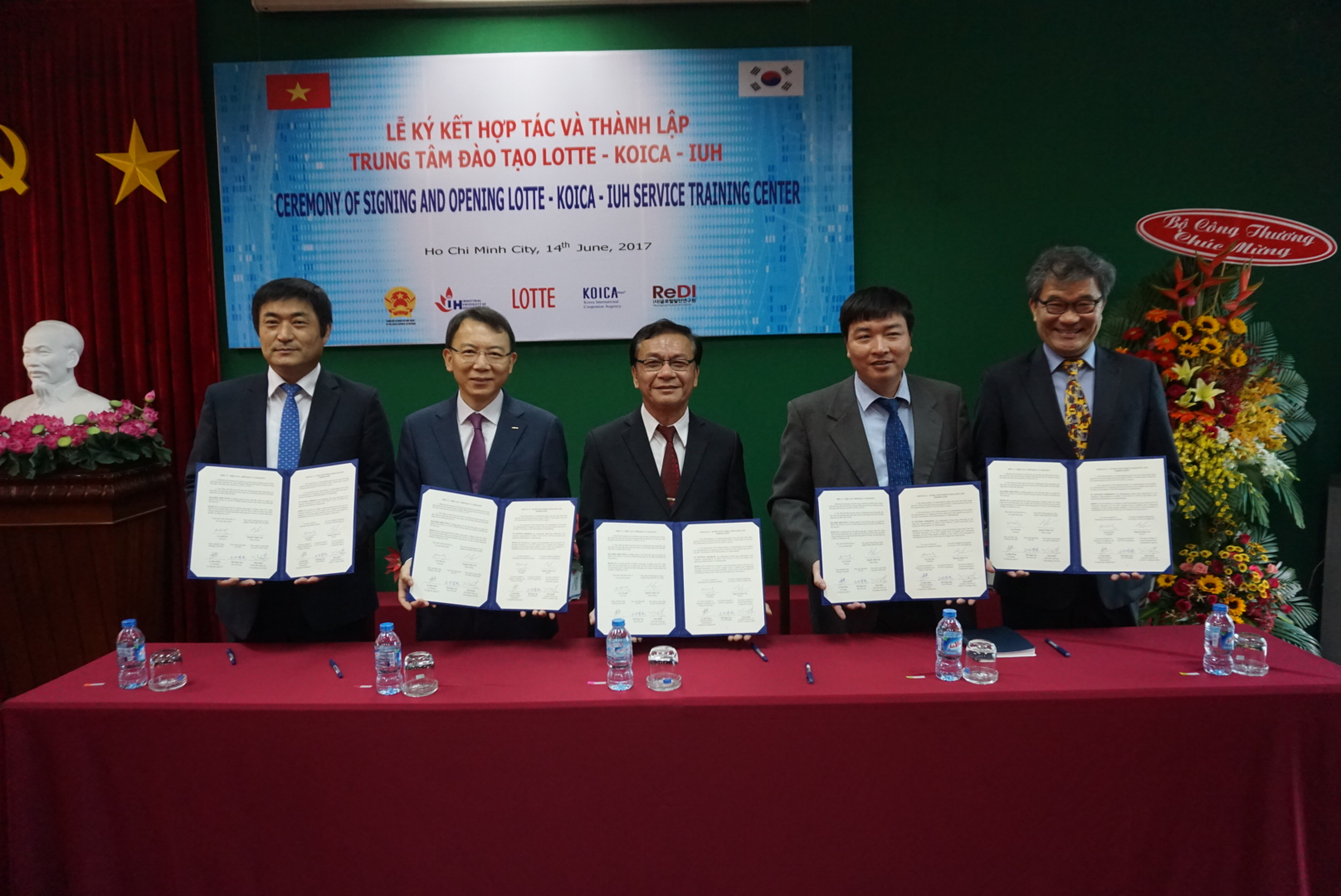 Lotte opens service training centre in Ho Chi Minh City