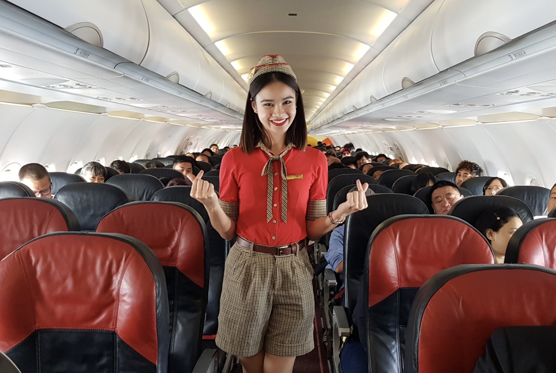 Thai Vietjet offers super-saver fares from just $1.50 for all 13 routes in Thailand