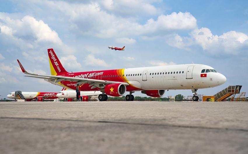 vietjet focus on air transport pays out in first half