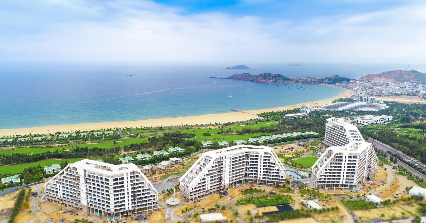 FLC Group to inaugurate Vietnam's biggest hotel in Quy Nhon in November 2020