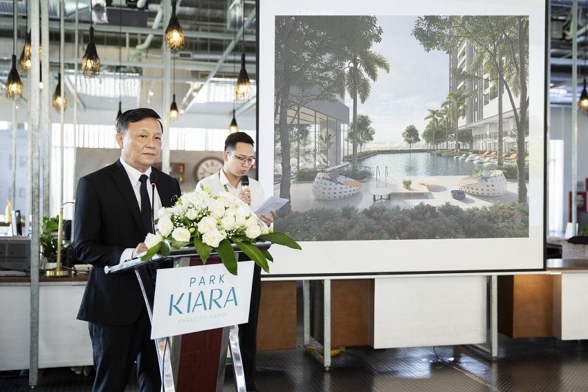 park kiara model apartment launched in parkcity hanoi