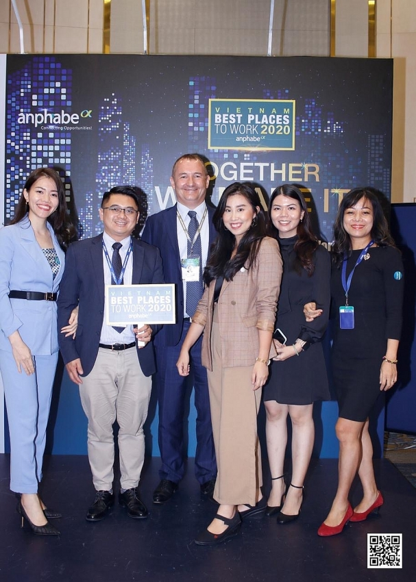 kpmg achieves top ranking in annual best place to work survey 80190