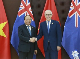 vietnam and australia upgrade ties to strategic partnership
