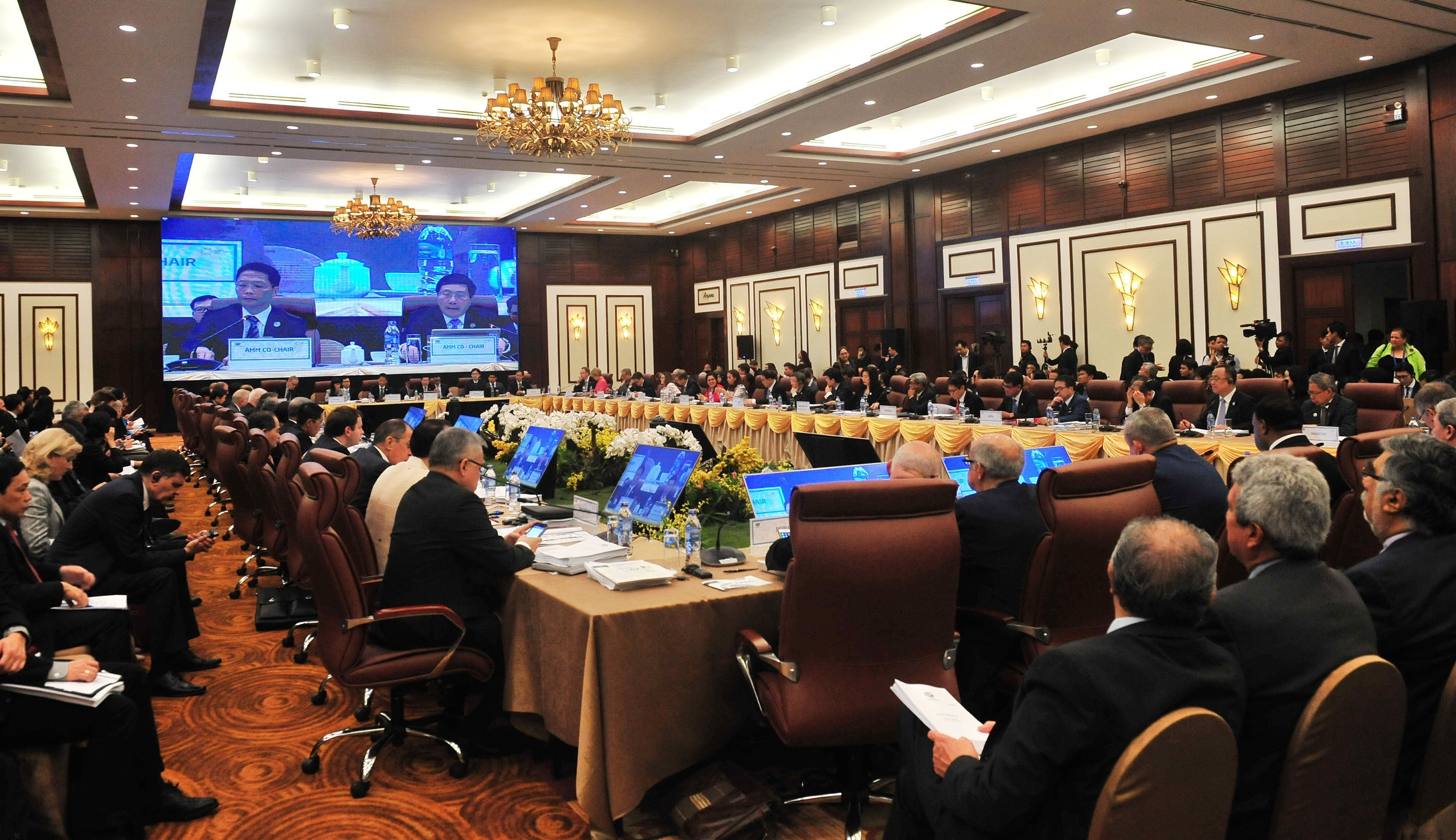 APEC minister vow to boost co-operation