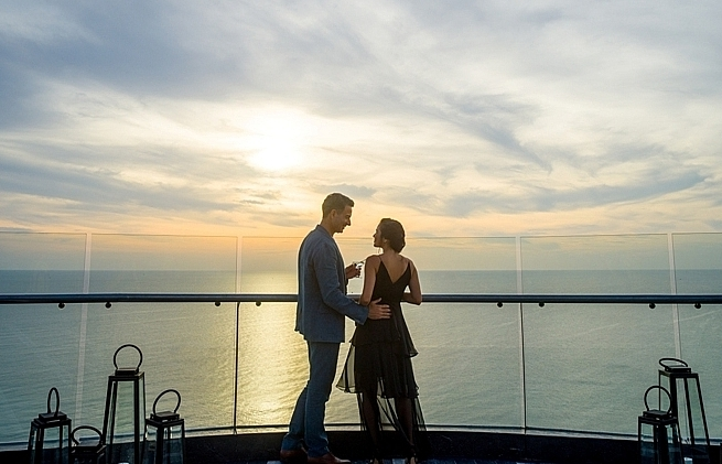 Creating moments with your Valentine at InterContinental Phu Quoc