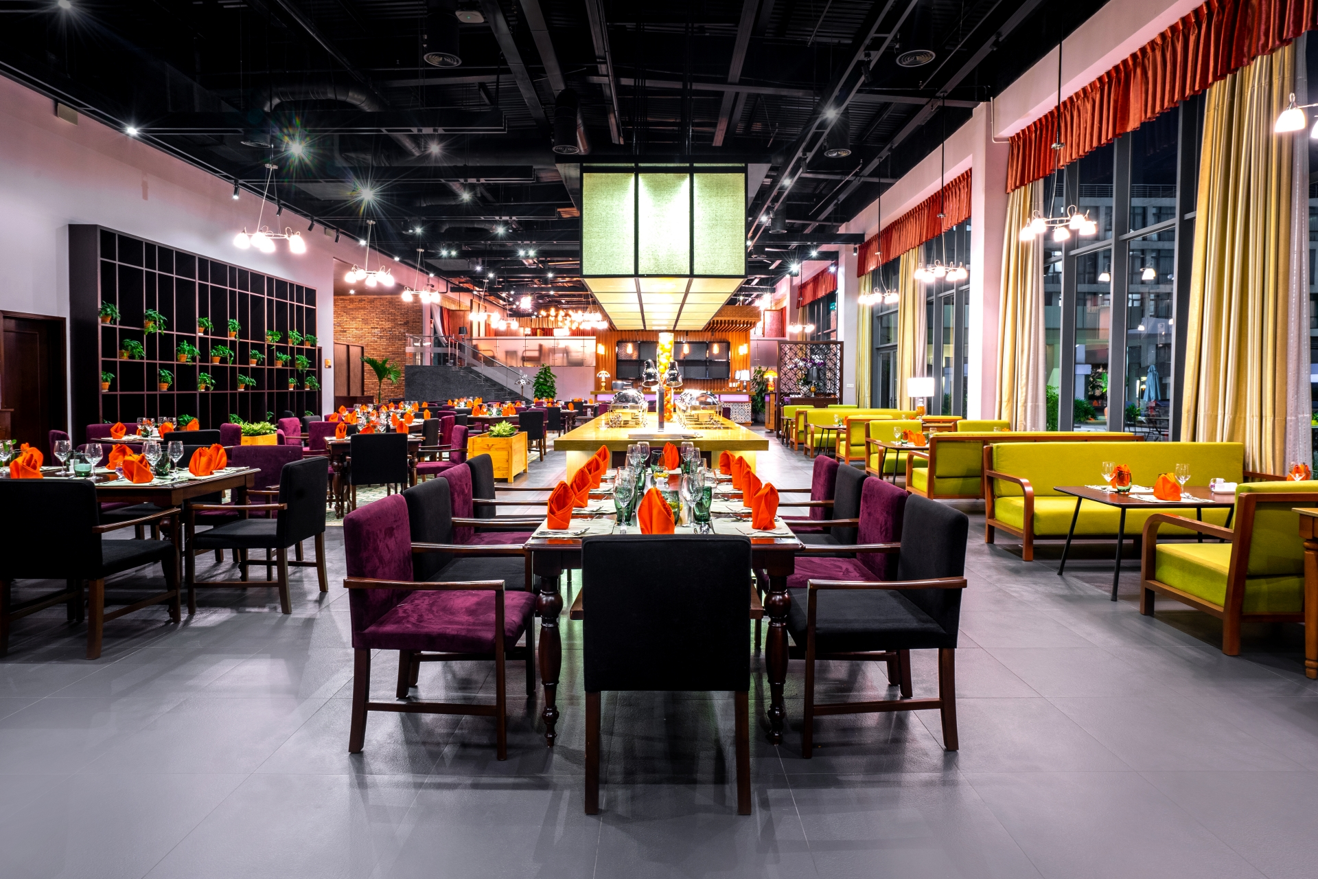 Taste Restaurant premieres at Becamex Hotel – New City
