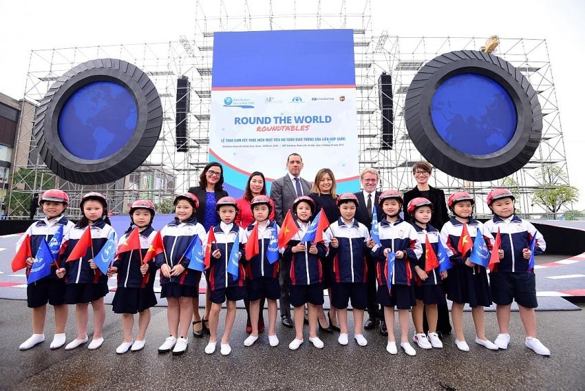 vietnam commits to united nations road crash prevention goals