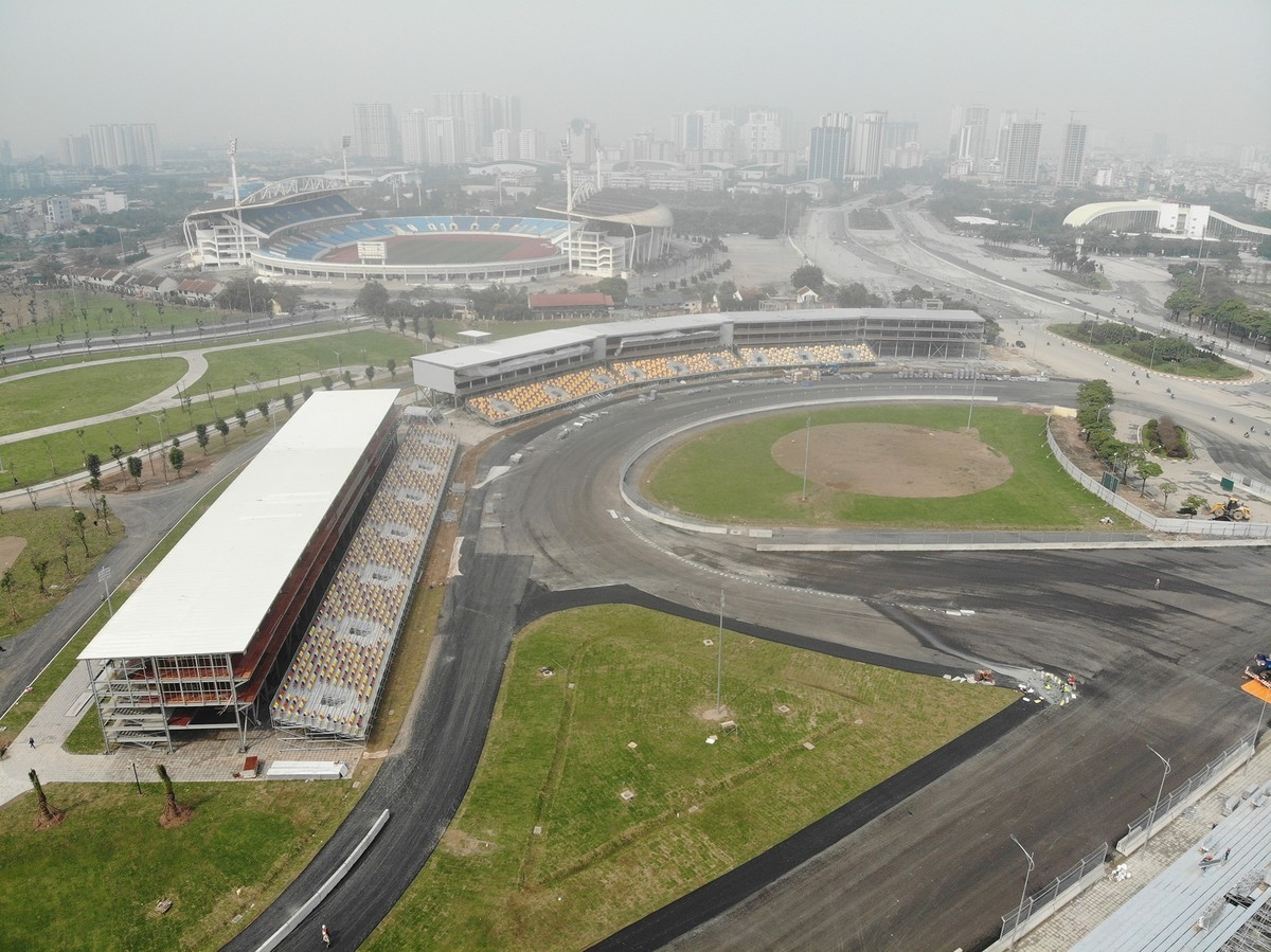 Vietnam F1 Grand Prix officially called off due to continued COVID-19