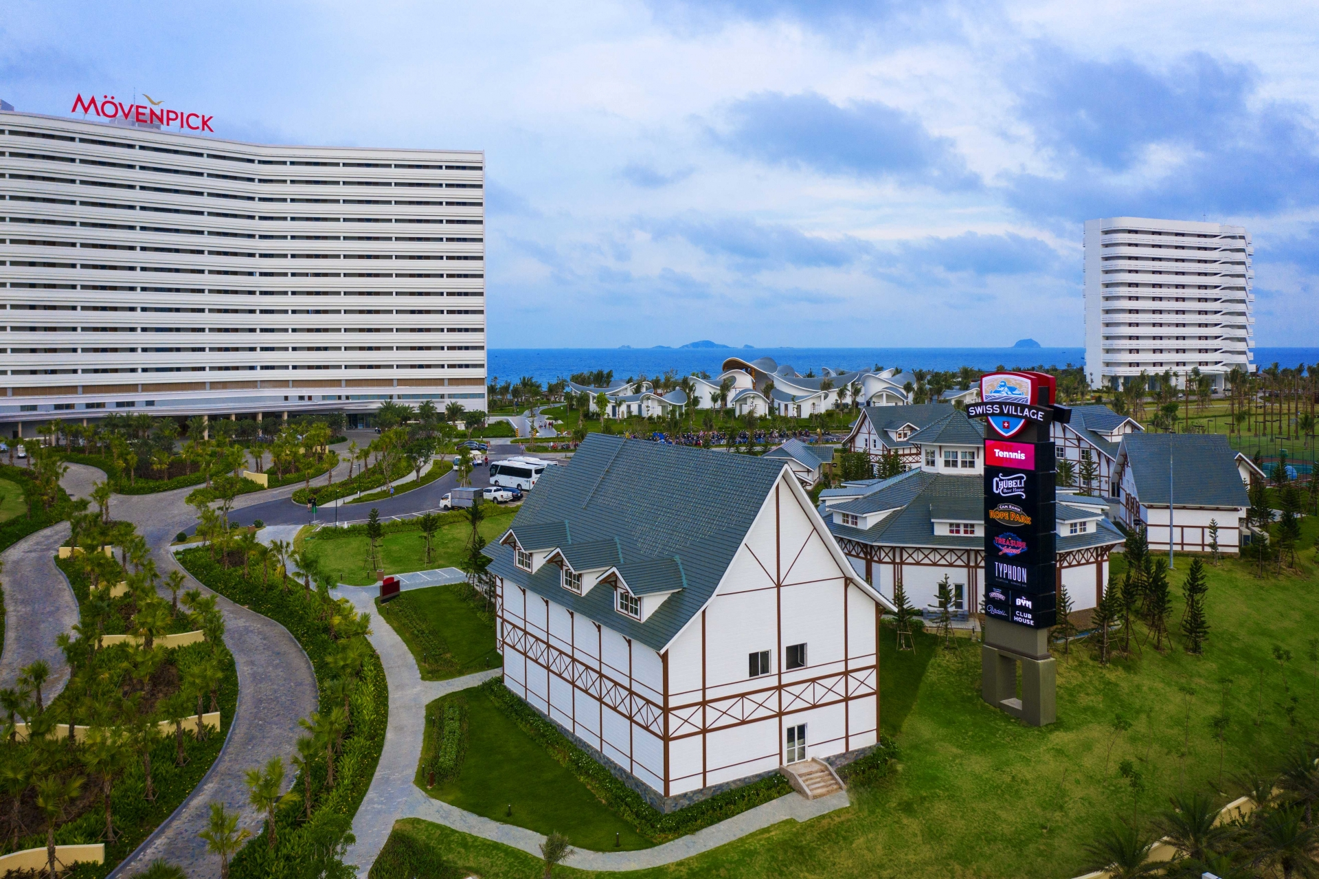 Exclusive holiday packages on offer at Mövenpick Resort Cam Ranh