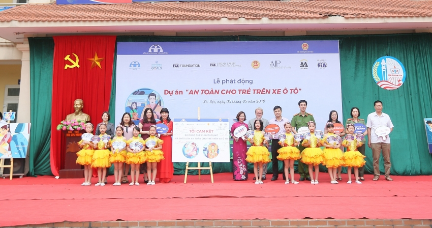 child safety toolkit training for parents in hanoi launched