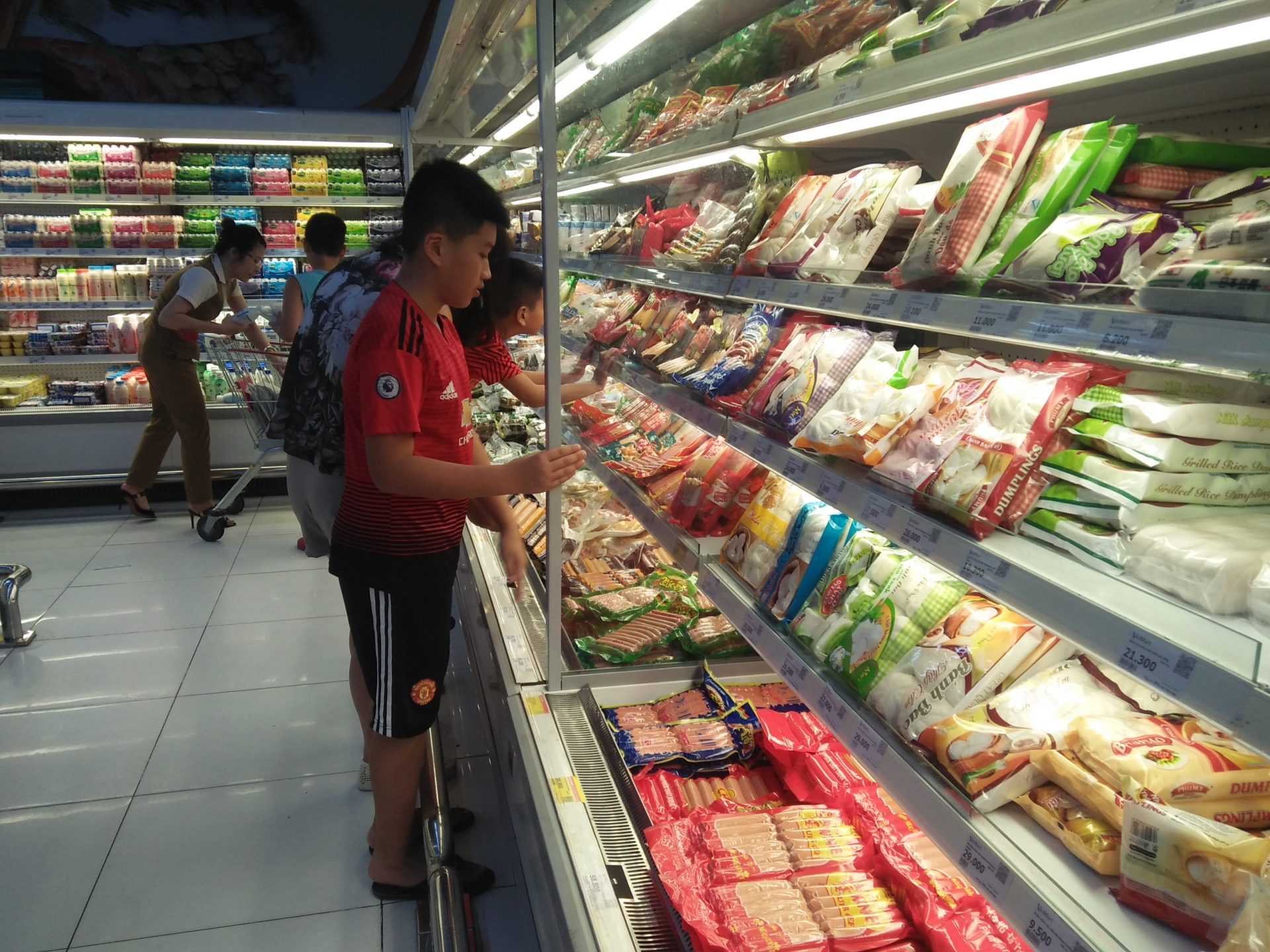 The government orders inspections to lasso in runaway pork prices