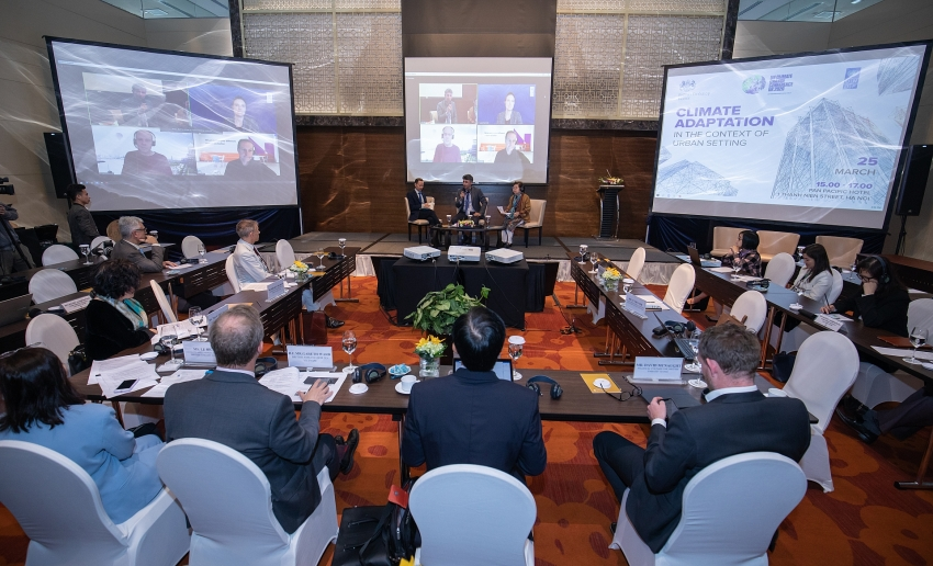 building climate change adaptation and resilience for cities of vietnam