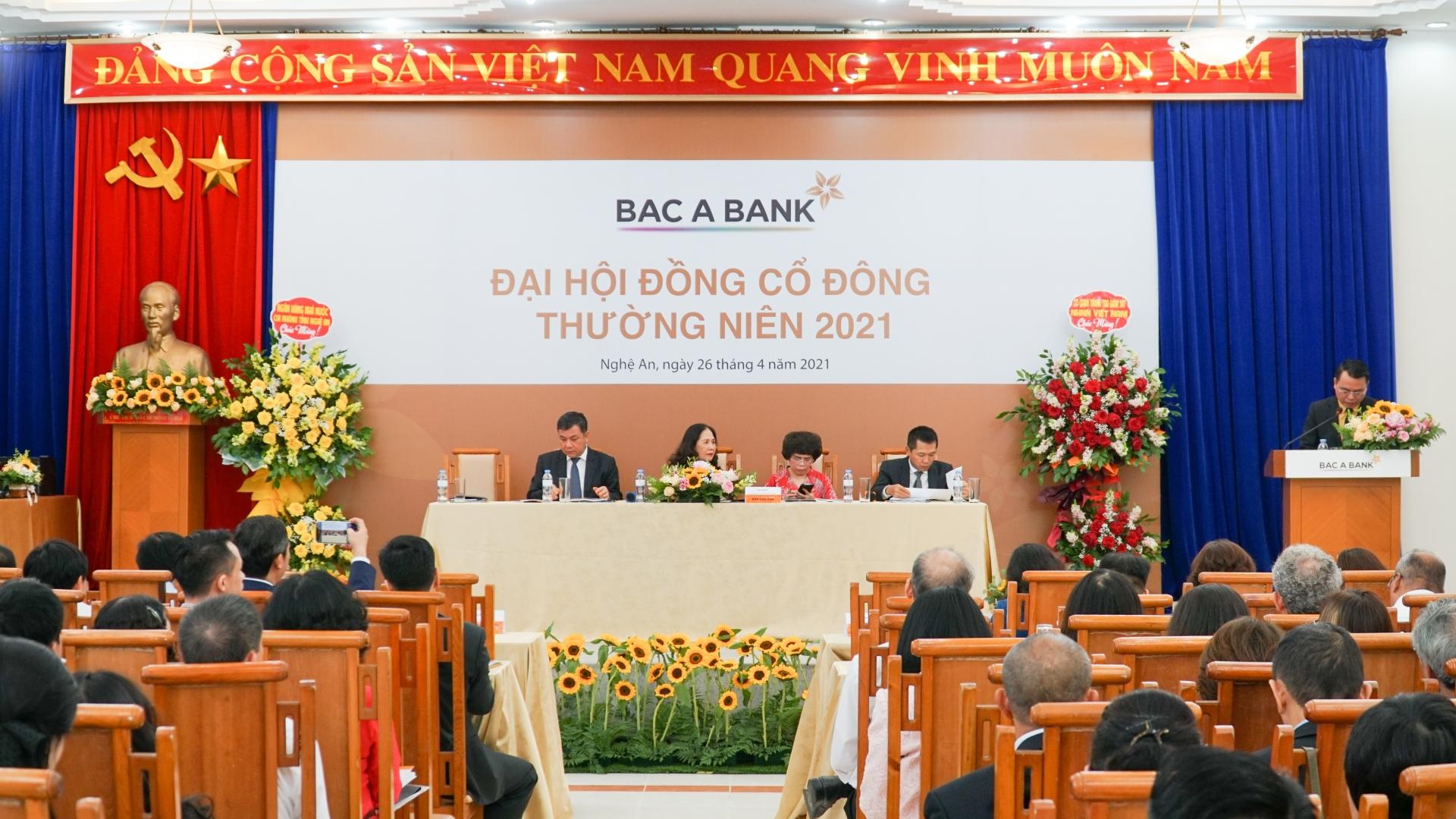 BAC A BANK sets new development targets