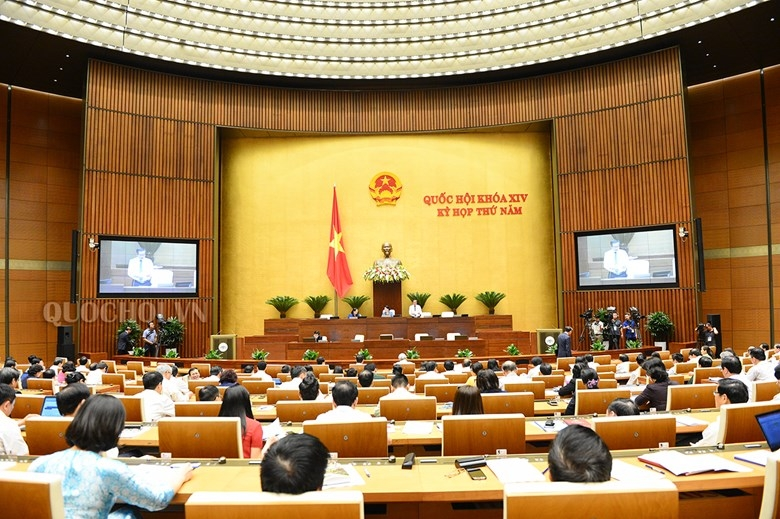 National Assembly rounded off with big laws passed to spur growth