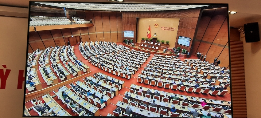 Crucial issues raised on agenda of first session of 15th NA