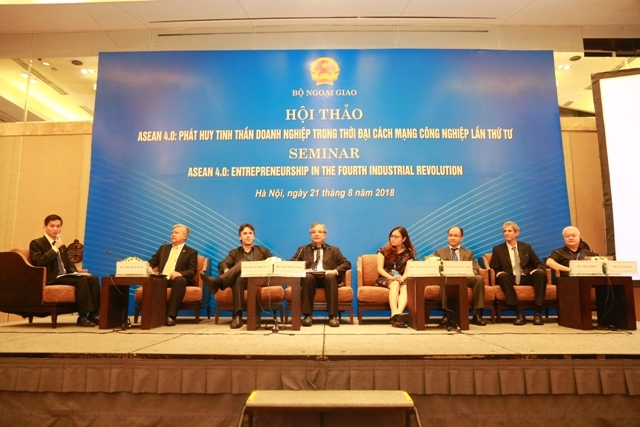 Fourth Industrial Revolution: big opportunities to Vietnam and ASEAN
