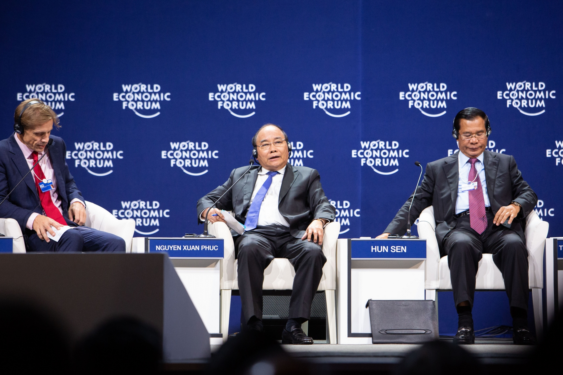Mekong leaders envision a shared and prosperous future for the region