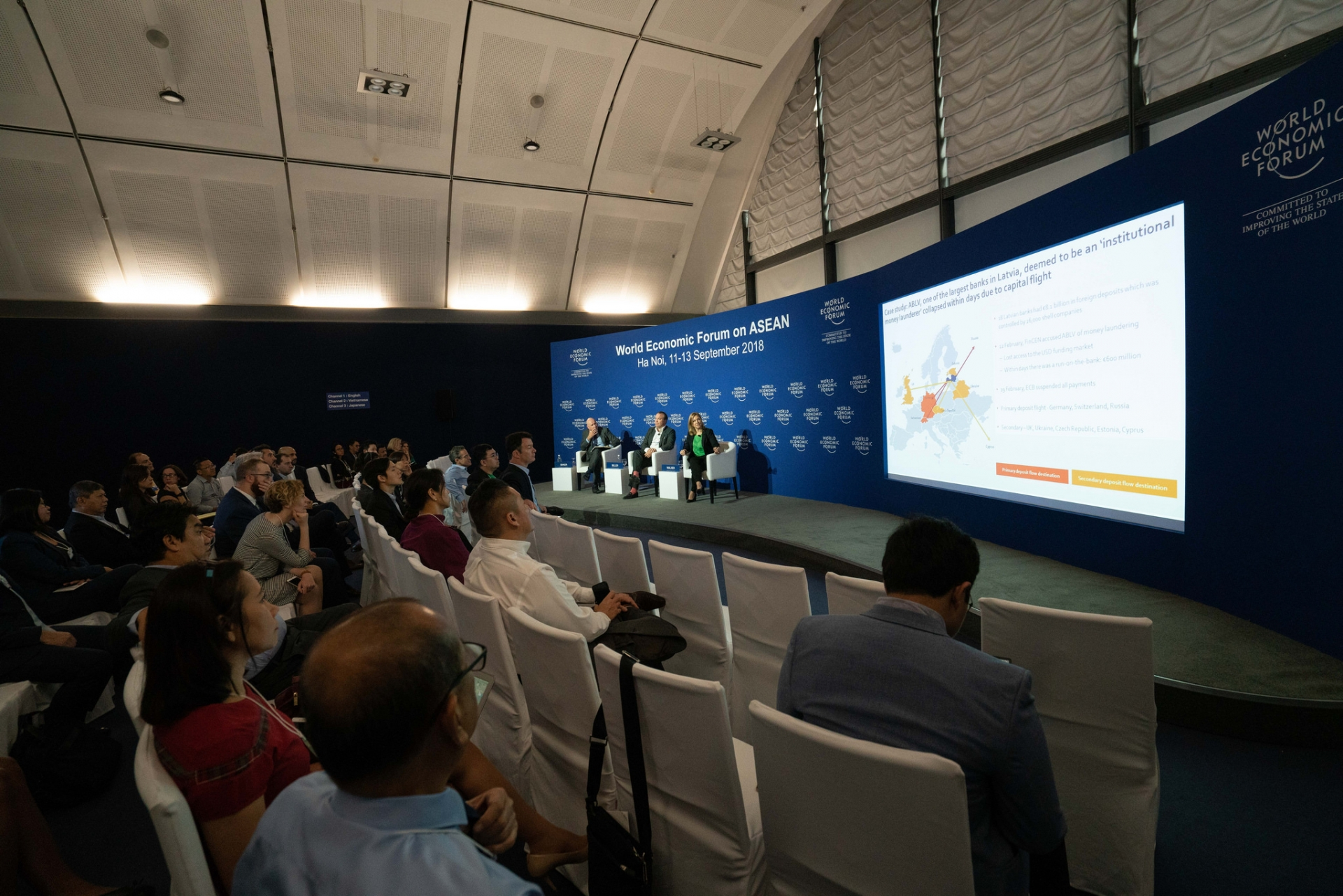 WEF on ASEAN wrapped up with pledges on digital growth