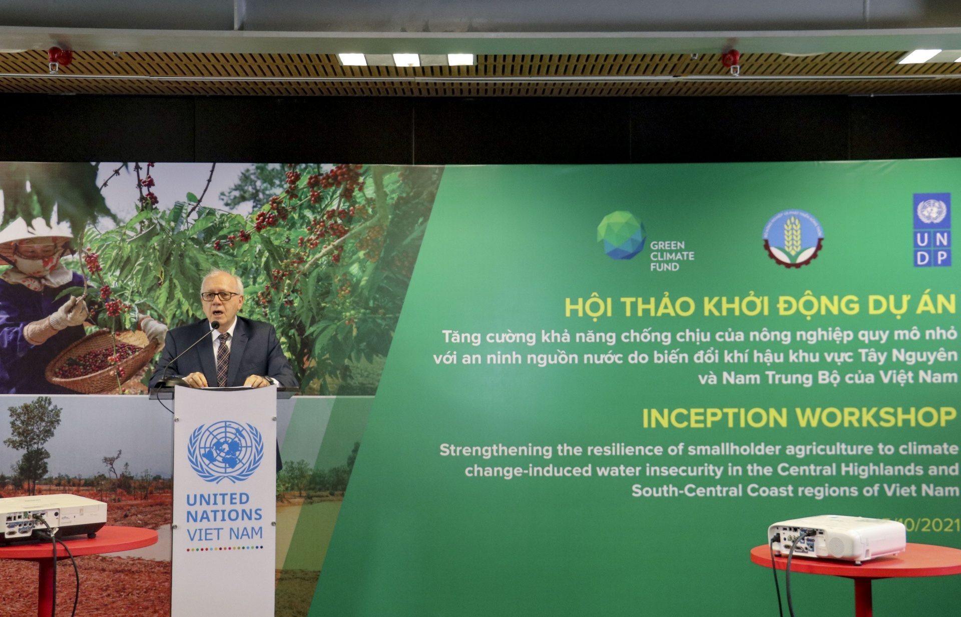 New climate change adaptation project launched