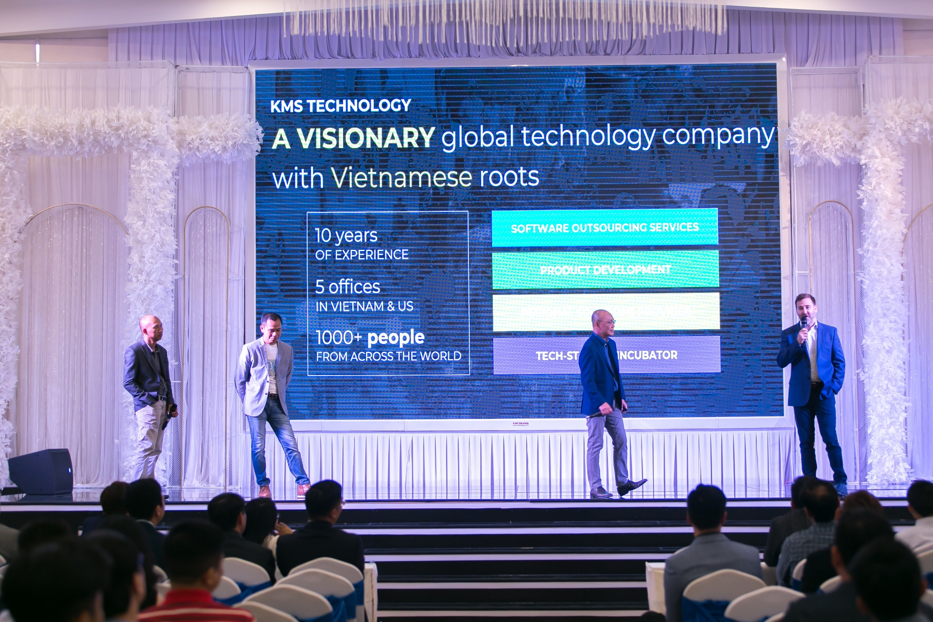 kms technology expands reach to asia with vietnam in focus