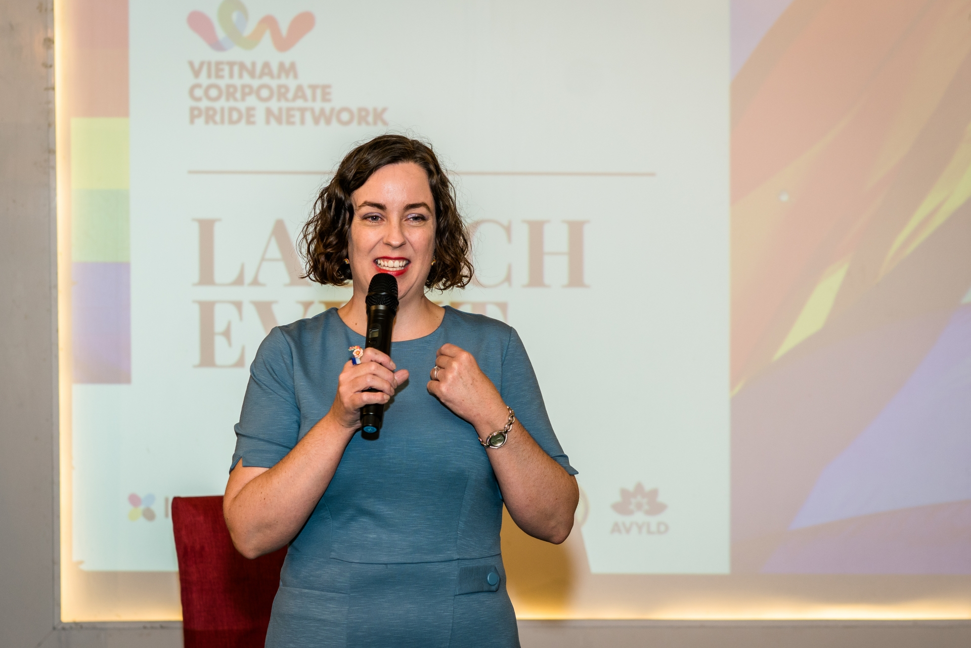 vietnam corporate pride network officially launched